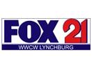 WWCW-TV CW Lynchburg